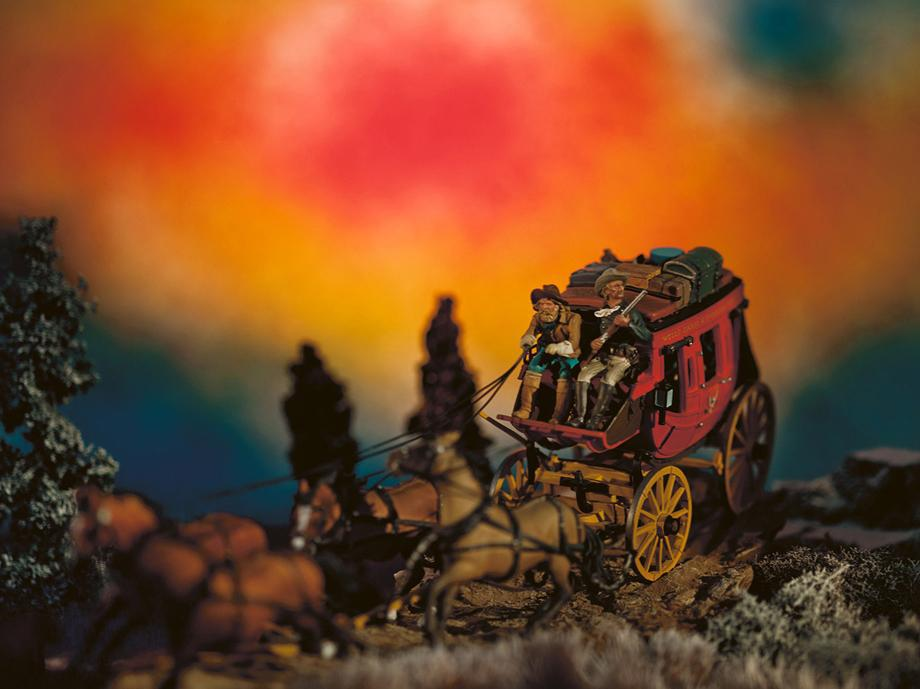 David Levinthal, Wild West