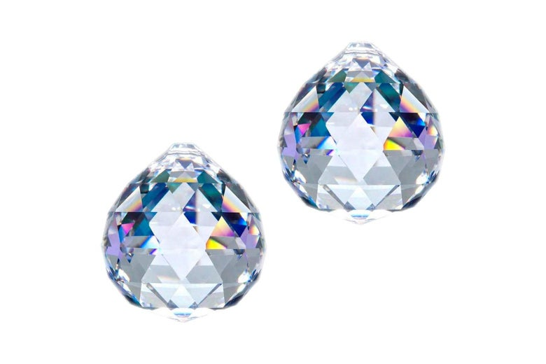 Prism Pendant, Pack of Two