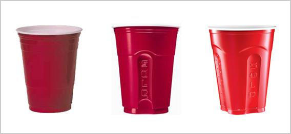Solo Cups through the ages