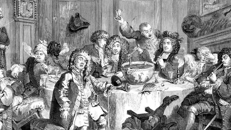 The Sinister History of How England Fell in Love With Gin (Video)