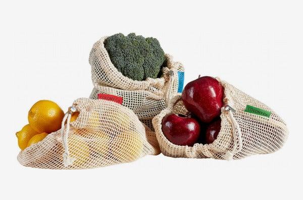 Colony Co. Reusable Produce Bags.