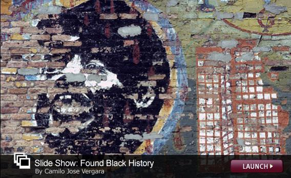 Slide Show: Found Black History. Click image to launch.