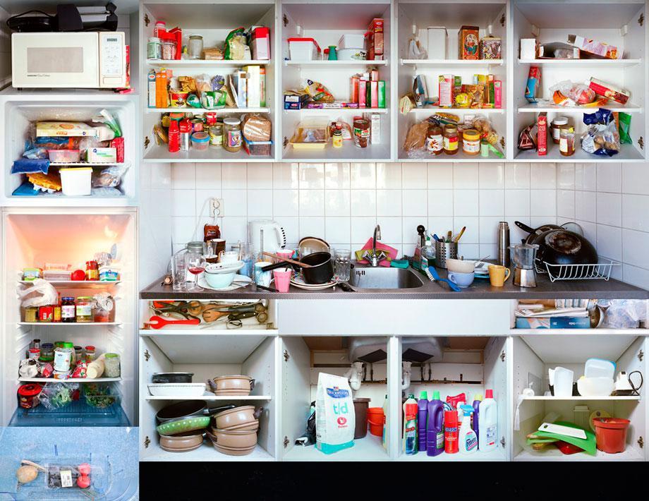 Kitchen Portraits Student