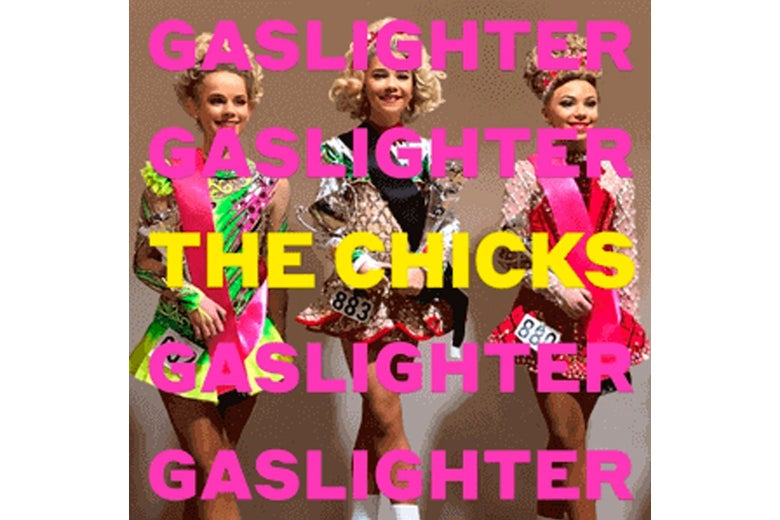 Gaslighter album cover