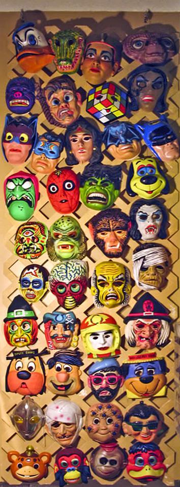 Ben Cooper Masks