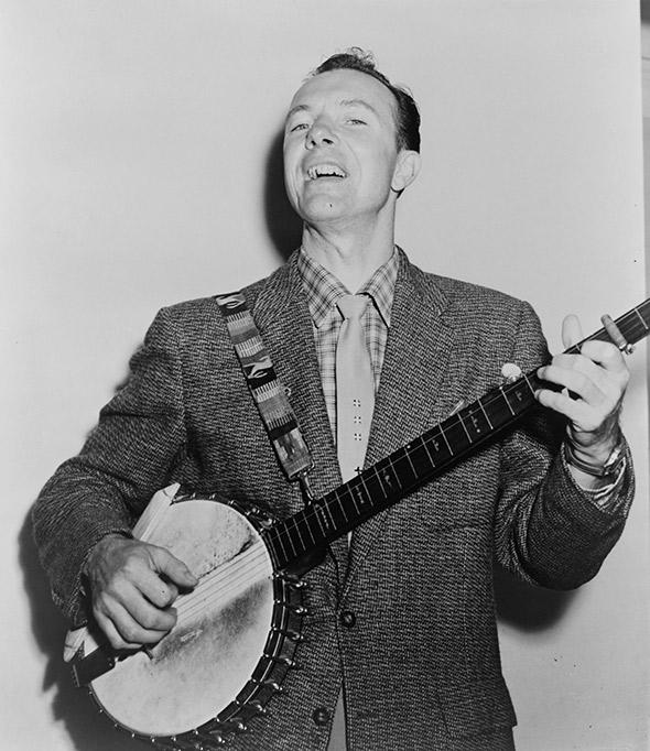 "Pete Seeger, dead at 94: ""We Shall Overcome"" singer embodied"
