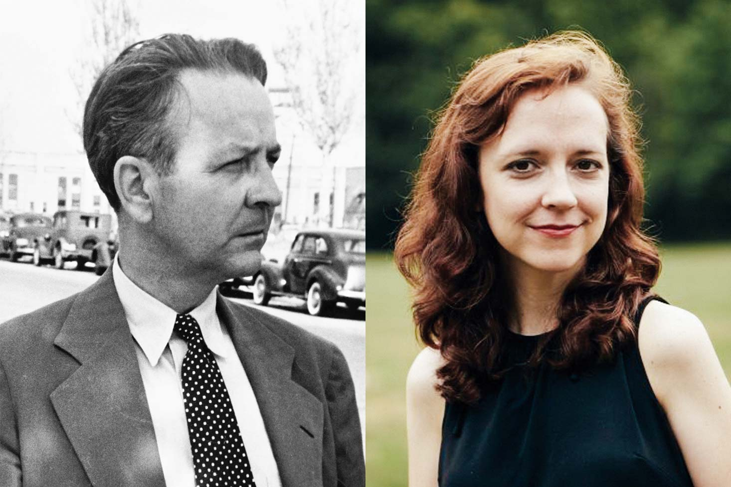 Raymond Chandler, Megan Abbott.