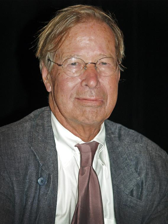 Ronald Dworkin in 2008