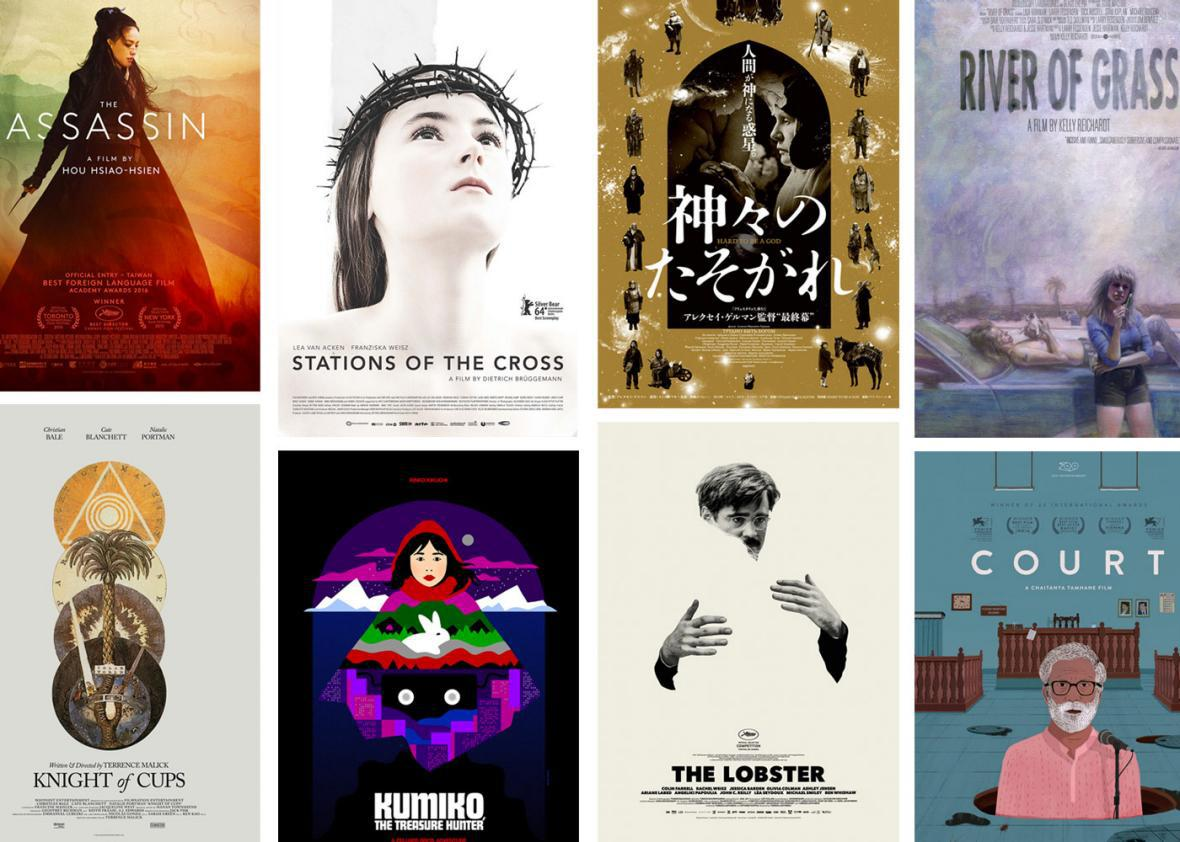 The Best Movie Posters of 2015