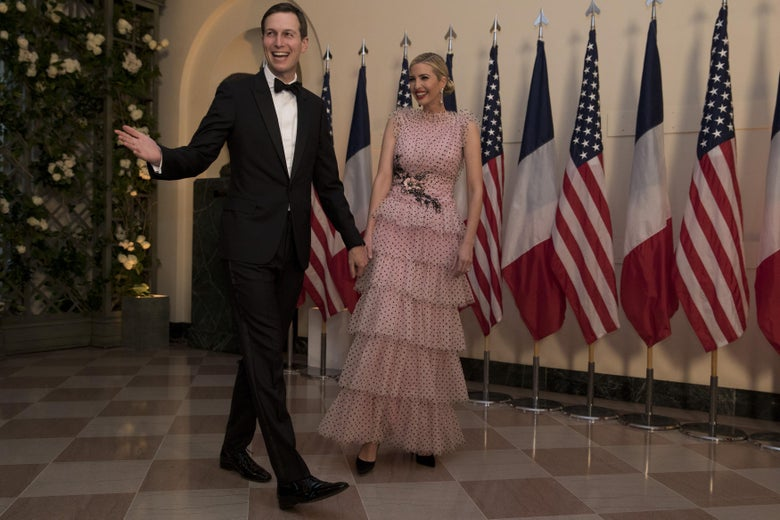 What the Mueller Report Says About Jared Kushner and Ivanka Trump