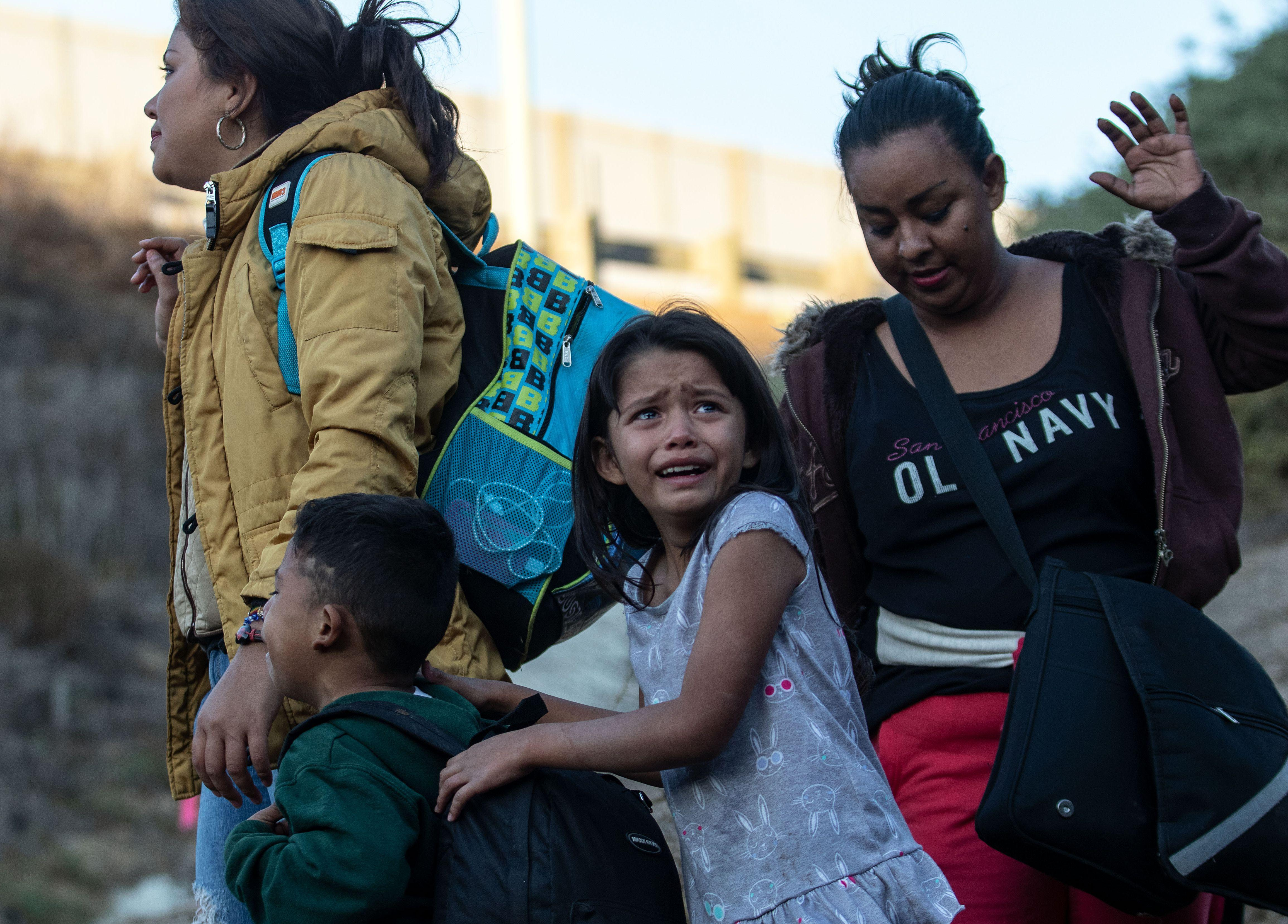 family separation at the border