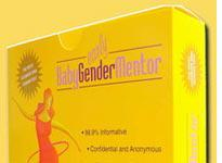 Early Baby Gender Mentor. Click image to expand.