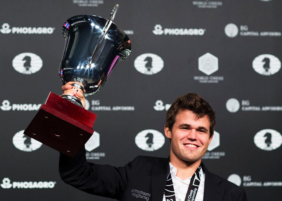 50 Qh6+!!, the move that won Magnus Carlsen the World Chess