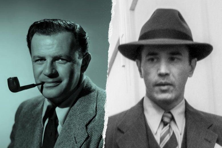 Joseph Mankiewicz, and Tom Pelphrey as Joseph Mankiewicz in Mank.