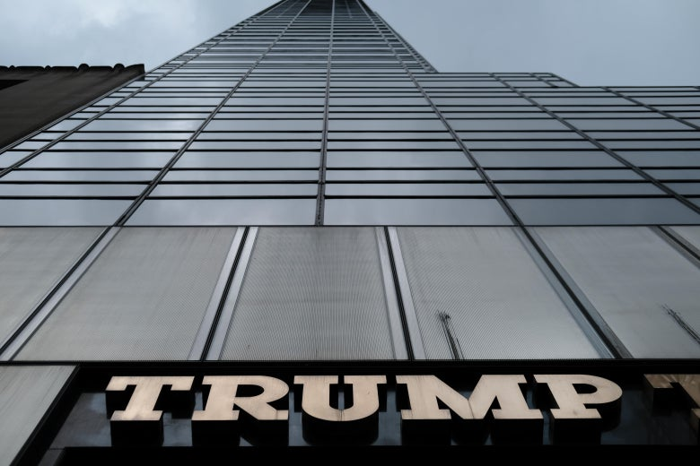 In New Tax Documents, Trump's Cooking the Books on Two Manhattan Properties Looks a Lot Like Fraud
