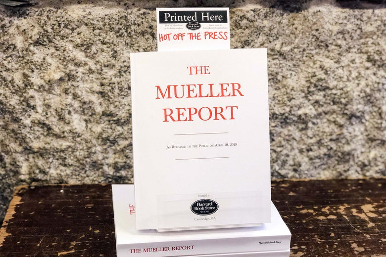 The Mueller Report Is Part Spy Thriller, Part Game of Thrones—With Footnotes
