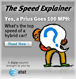 Speed Explainer: Yes, a Prius goes 100 MPH