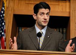 U.S. Rep. Paul Ryan.