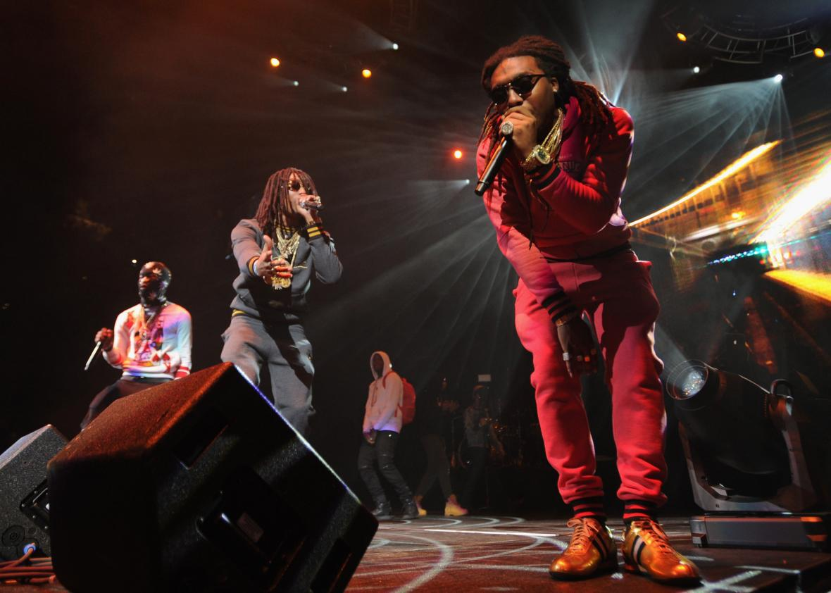 """Why Migos' """"Bad and Boujee"""" is No  1 on Billboard's Hot 100"""