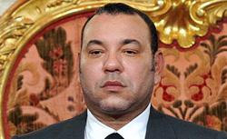 King Mohammed VI of Morocco. Click image to expand.