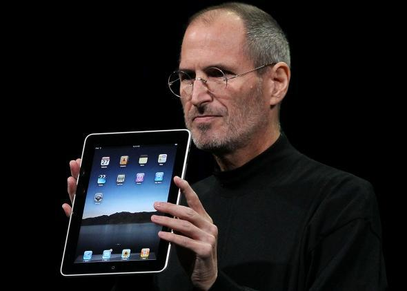 Steve Jobs set a high bar for the iPad when he announced it on Jan. 27, 2010. It has never quite cleared it.