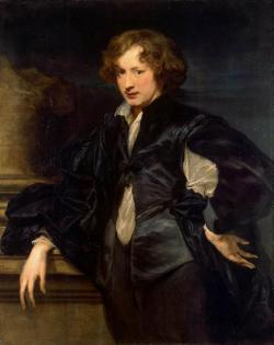 Self-portrait by Anthony Van Dyck.