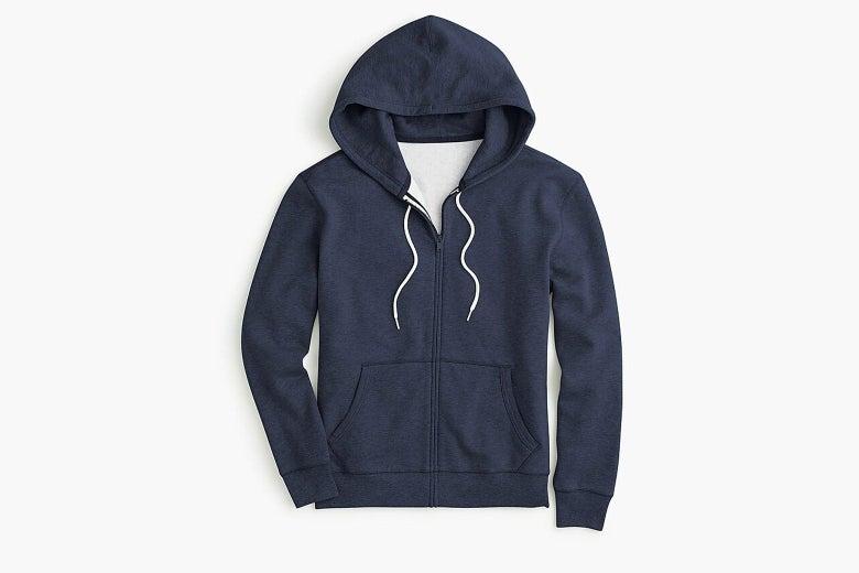 J.Crew hoodie.