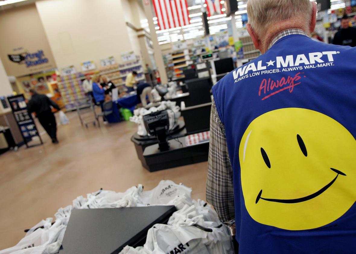 Walmart's new mobile payment service Walmart Pay rivals