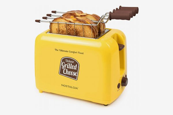 Nostalgia TCS2 Grilled Cheese Sandwich Toaster