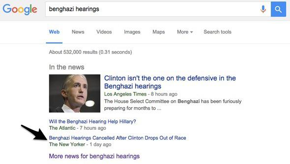 Google News Doesn T Mark Articles As Satire In Web Results