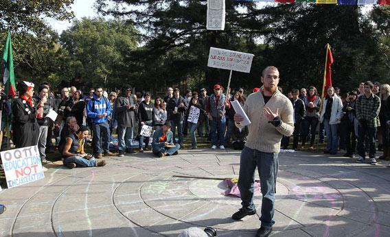 Occupy UC Davis.
