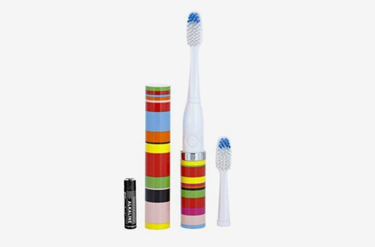 VioLife slim sonic toothbrush.