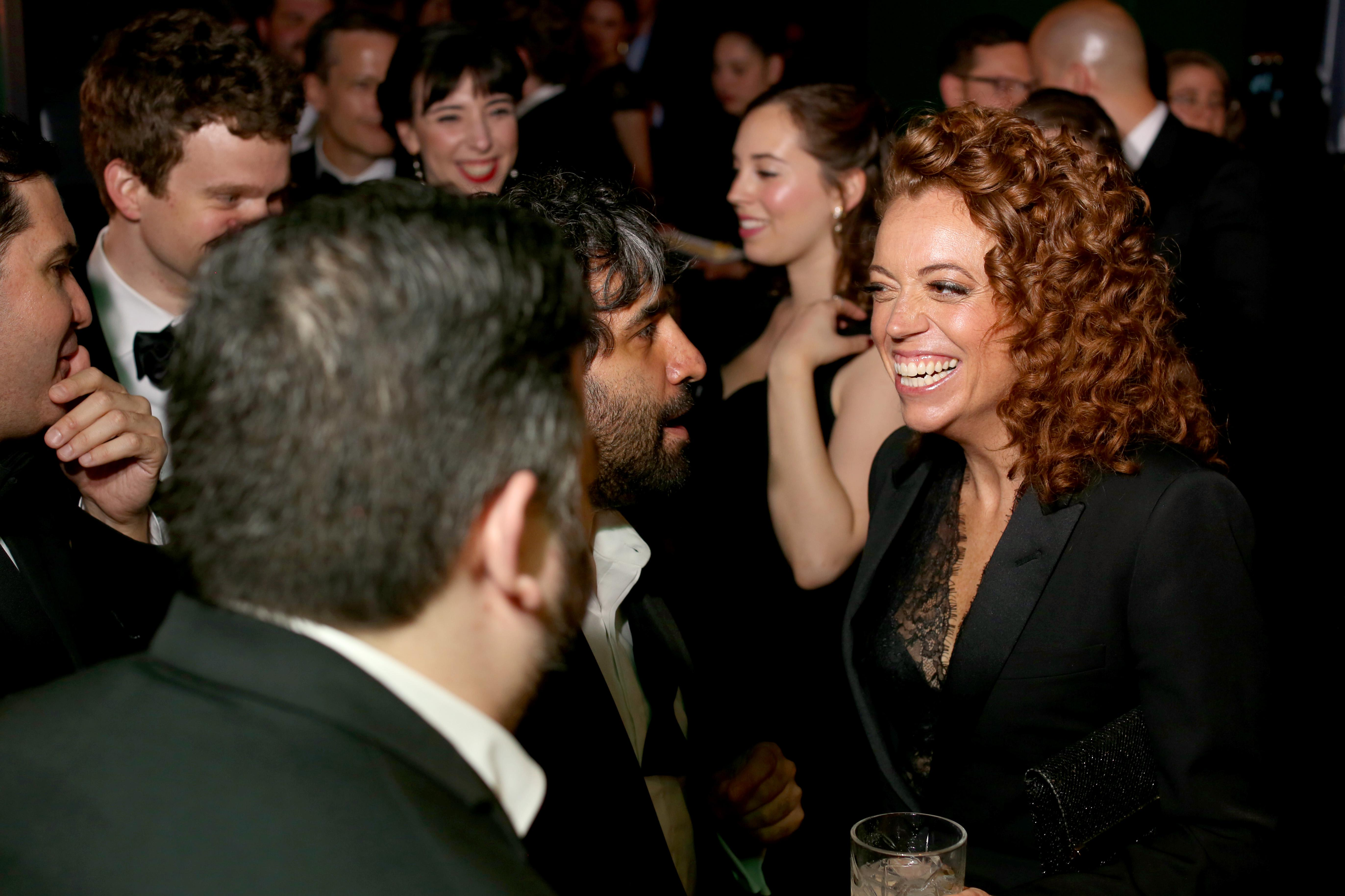 Michelle Wolf attends the Celebration After the White House Correspondents' Dinner hosted by Netflix's The Break with Michelle Wolf on April 28, 2018 in Washington, D.C.