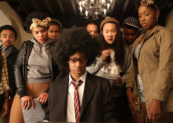 Dear White People (2014).
