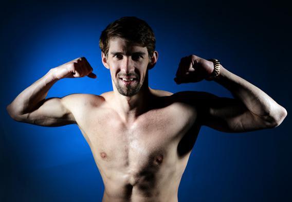 Awkward Phelps