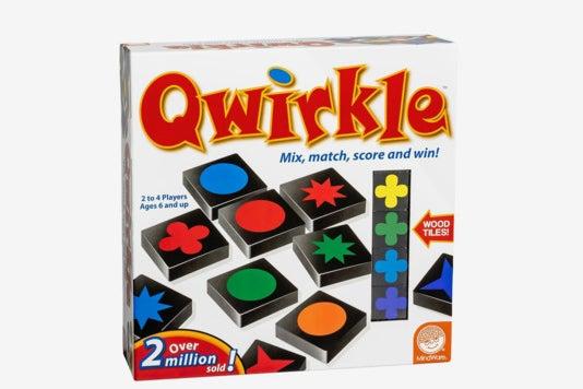 Qwirkle.