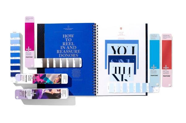 Pantone Solid Guide Set.
