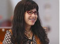 America Ferrera in Ugly Betty.