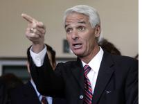 Charlie Crist. Click image to expand.