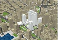 World Trade Center plan