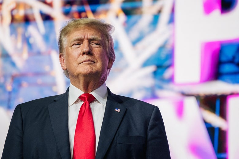 Trump Won�t Let the GOP Move On