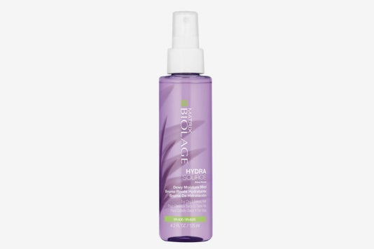 Matrix Biolage Hydrasource Hydra-Seal Spray.