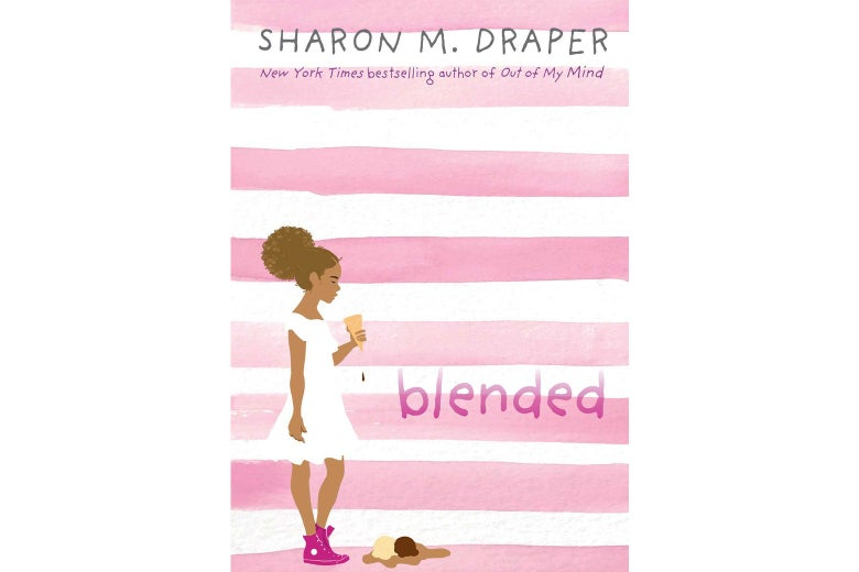 Blended book cover.
