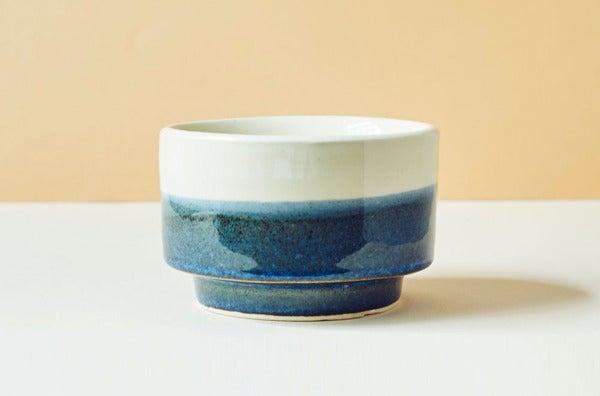 Azure Au Lait Bowl.