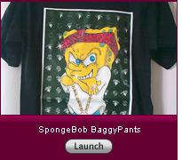 Click to view the slideshow SpongeBob BaggyPants.