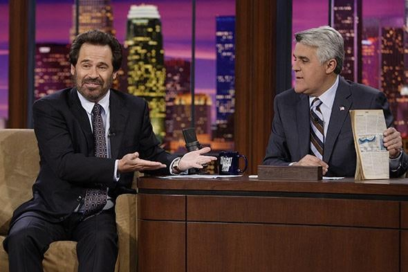 Comedian Dennis Miller brought the Newsweek story to The Tonight Show in 2006.