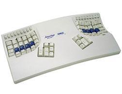 Kinesis Advantage Ergonomic Keyboard.
