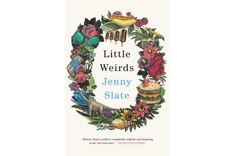 Little Weirds book cover.