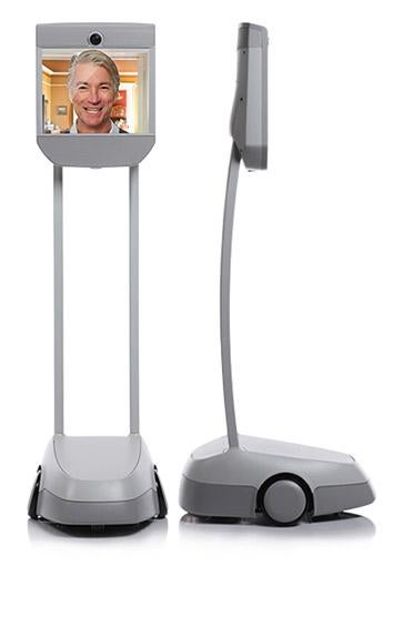 Beam Pro Telepresence robot.