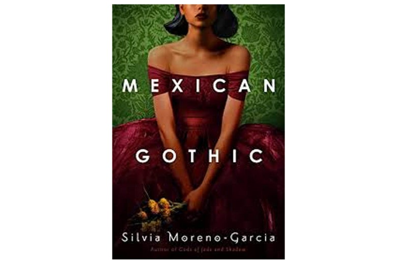 Mexican Gothic book cover.